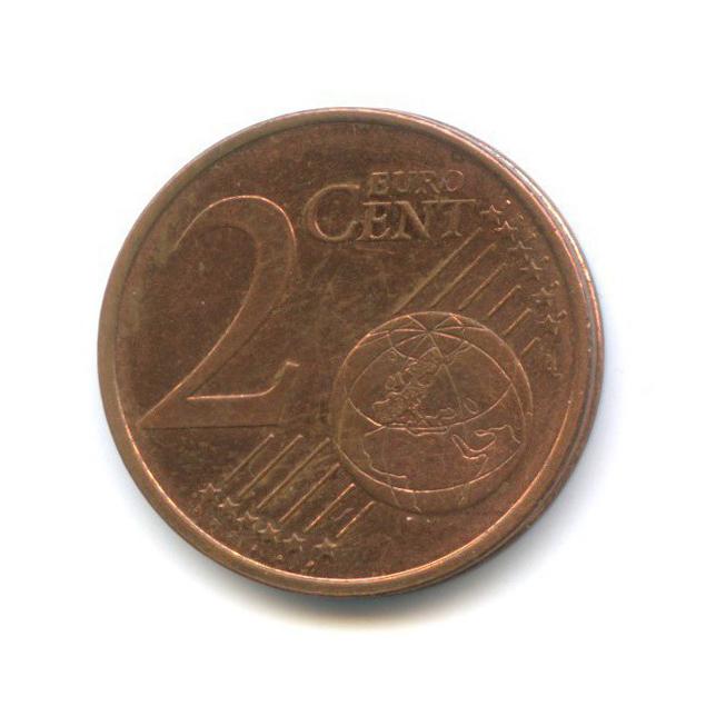 2 цента 2008 года (Кипр)