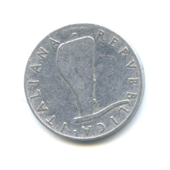 5 лир 1953 года (Италия)