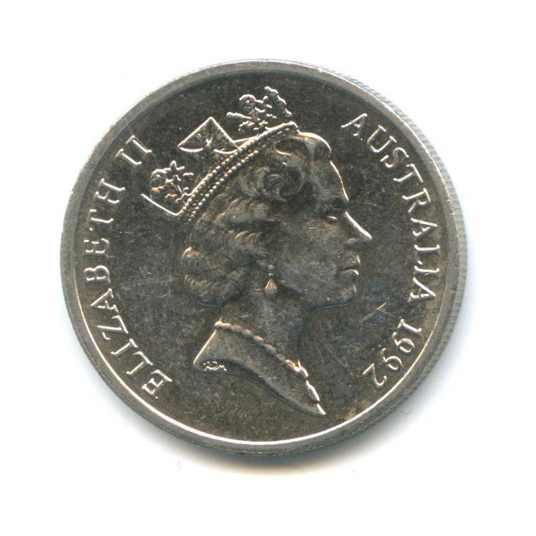 10 центов 1992 года (Австралия)