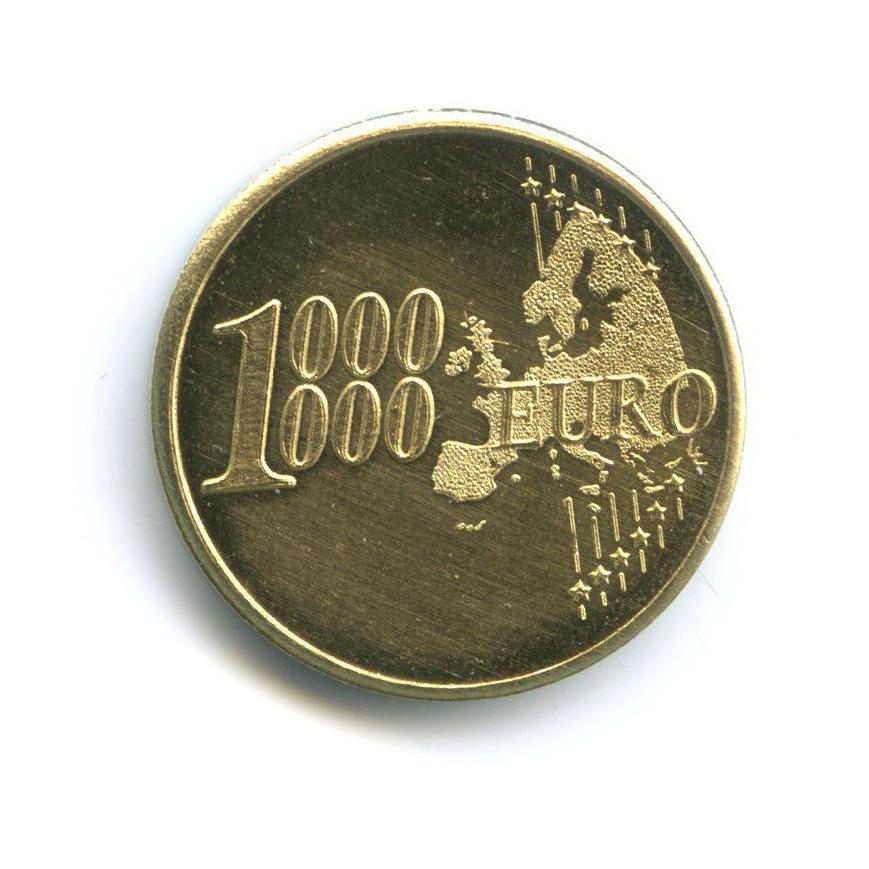 Жетон «1 миллион евро 2015, Германия»