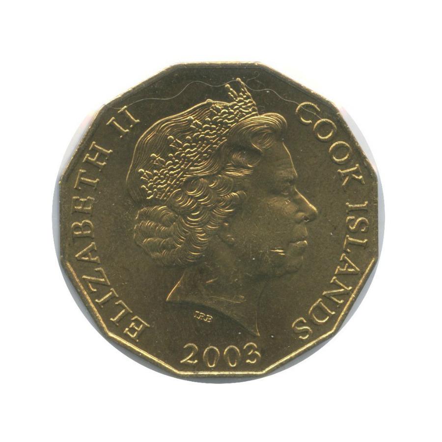5 долларов, Острова Кука (вхолдере) 2003 года