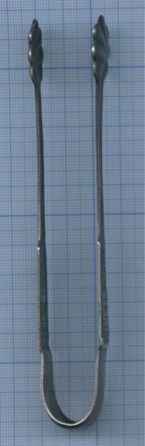 Щипцы для сахара «Москва» (клеймо «Москва ЗМ-1 МЕЛЬХ», 14 см) (СССР)