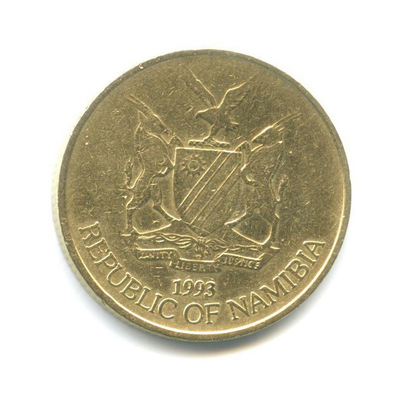 5 долларов, Республика Намибия 1993 года