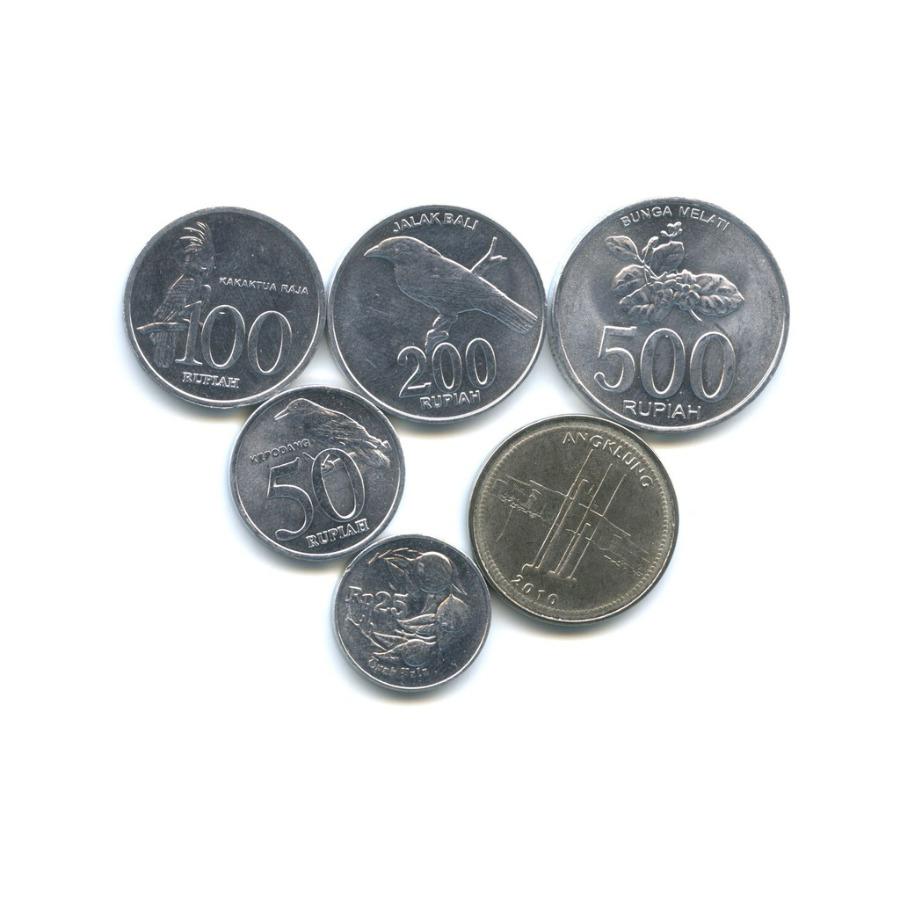 Набор монет (Индонезия)