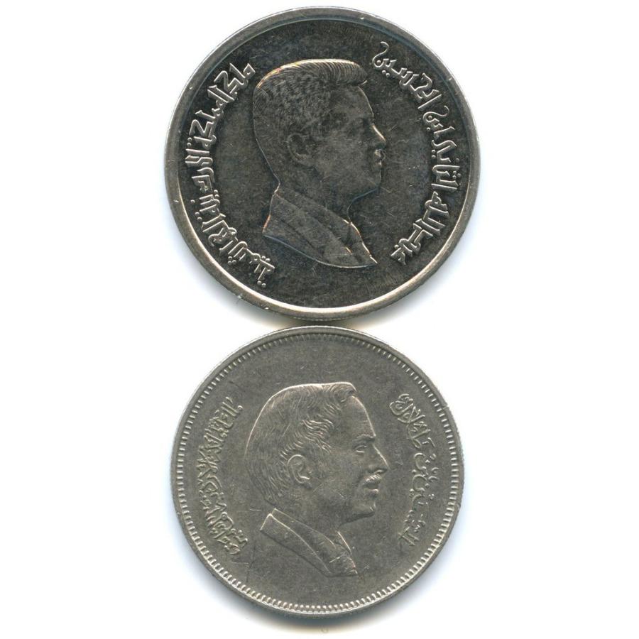 Набор монет, Иордания 1983, 2012