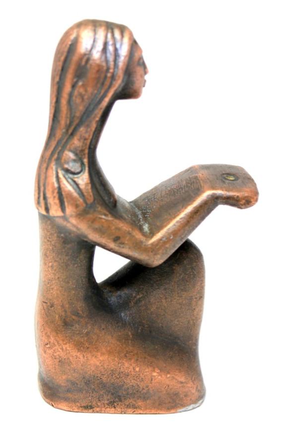 Статуэтка «Женщина» (15 см, 500 гр.)