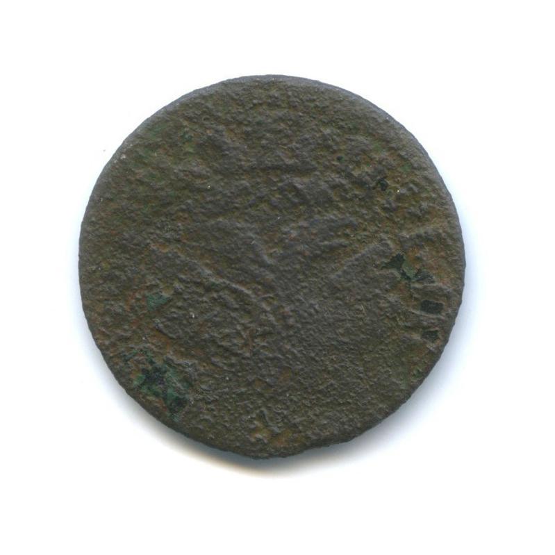 Денга (1/4 копейки) 1704 года (Российская Империя)