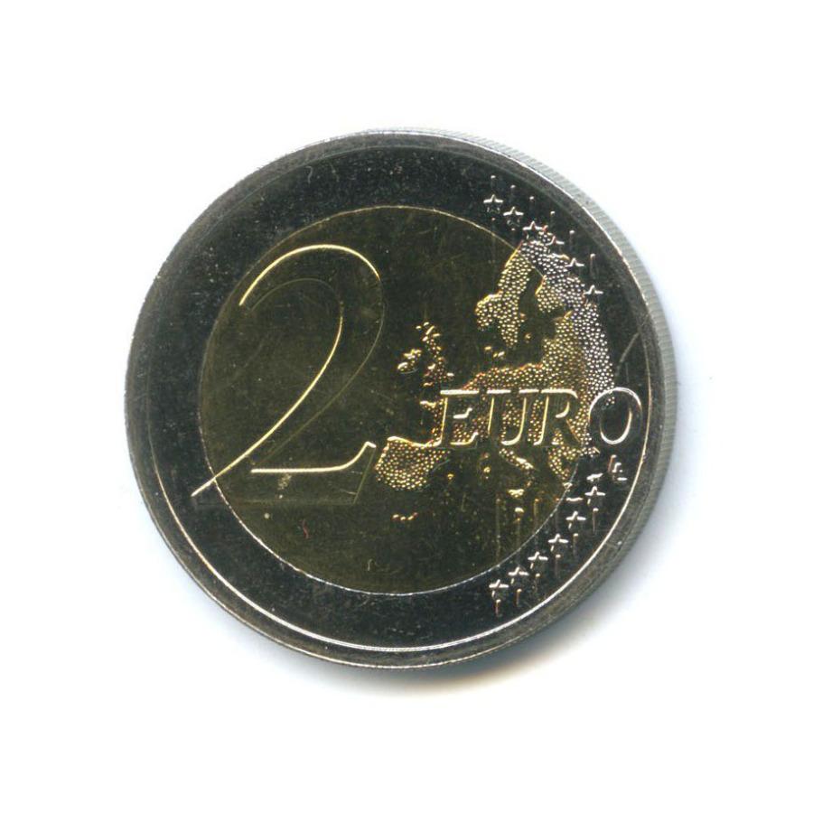 2 евро — 800 лет содня открытия пещеры Постойнска-Яма 2013 года (Словения)