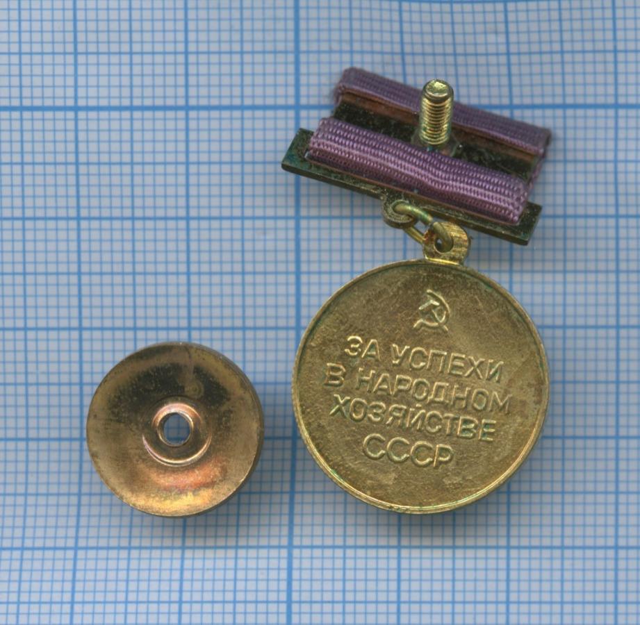 Медаль «Выставка достижений народного хозяйства» ММД (СССР)