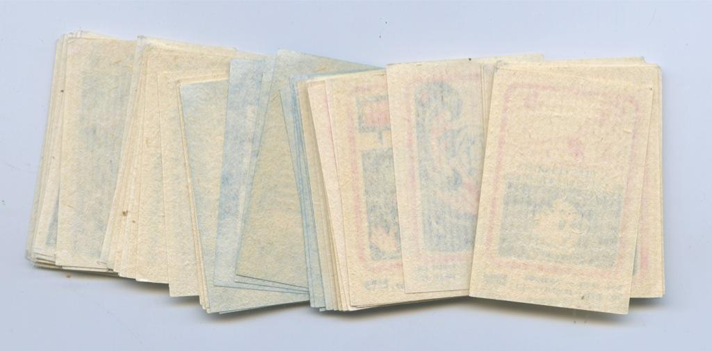 Набор спичечных этикеток (71 шт.) (СССР)