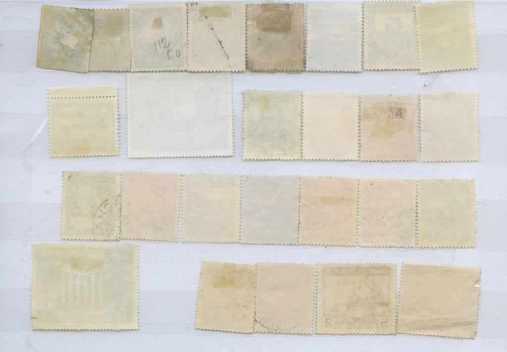 Набор почтовых марок (Чили)