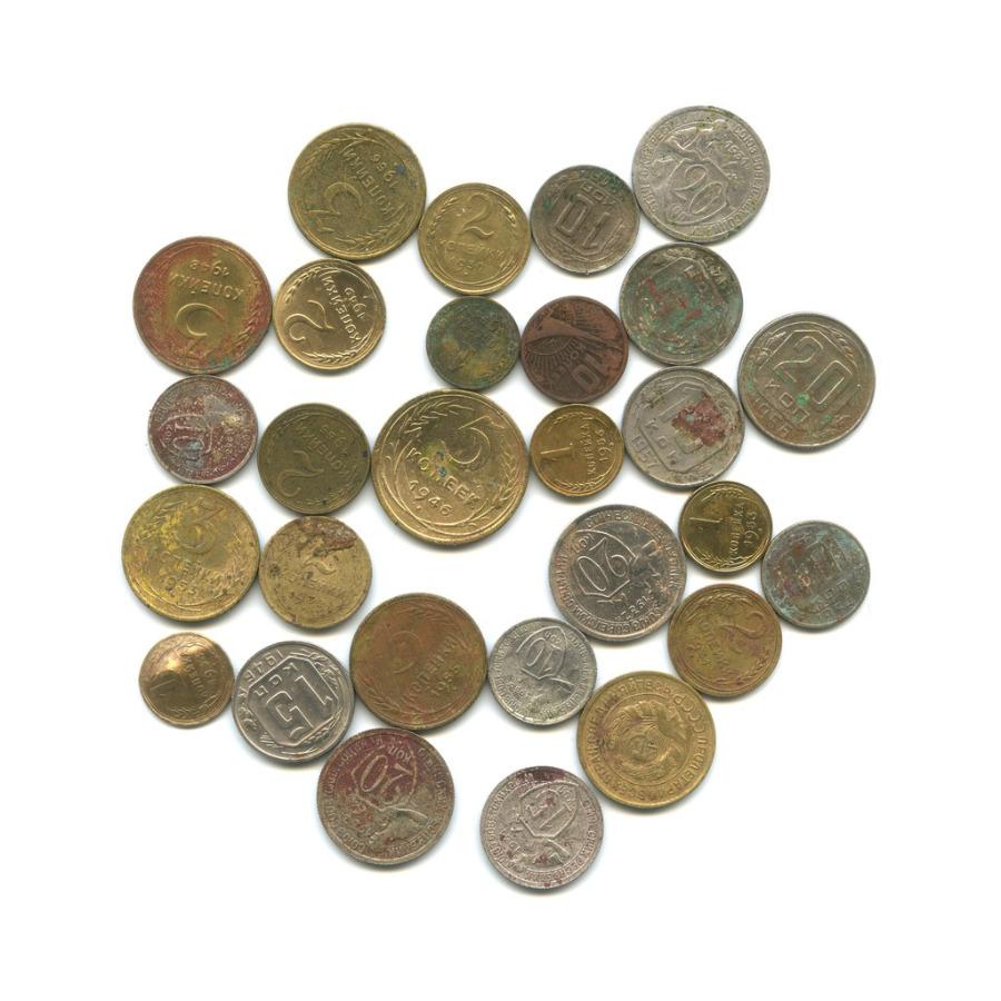 Набор монет СССР, 28 шт. (СССР)