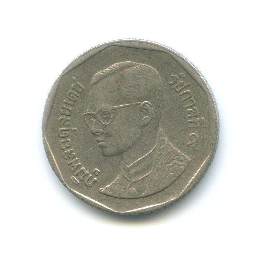 5 батов 1989 года (Таиланд)
