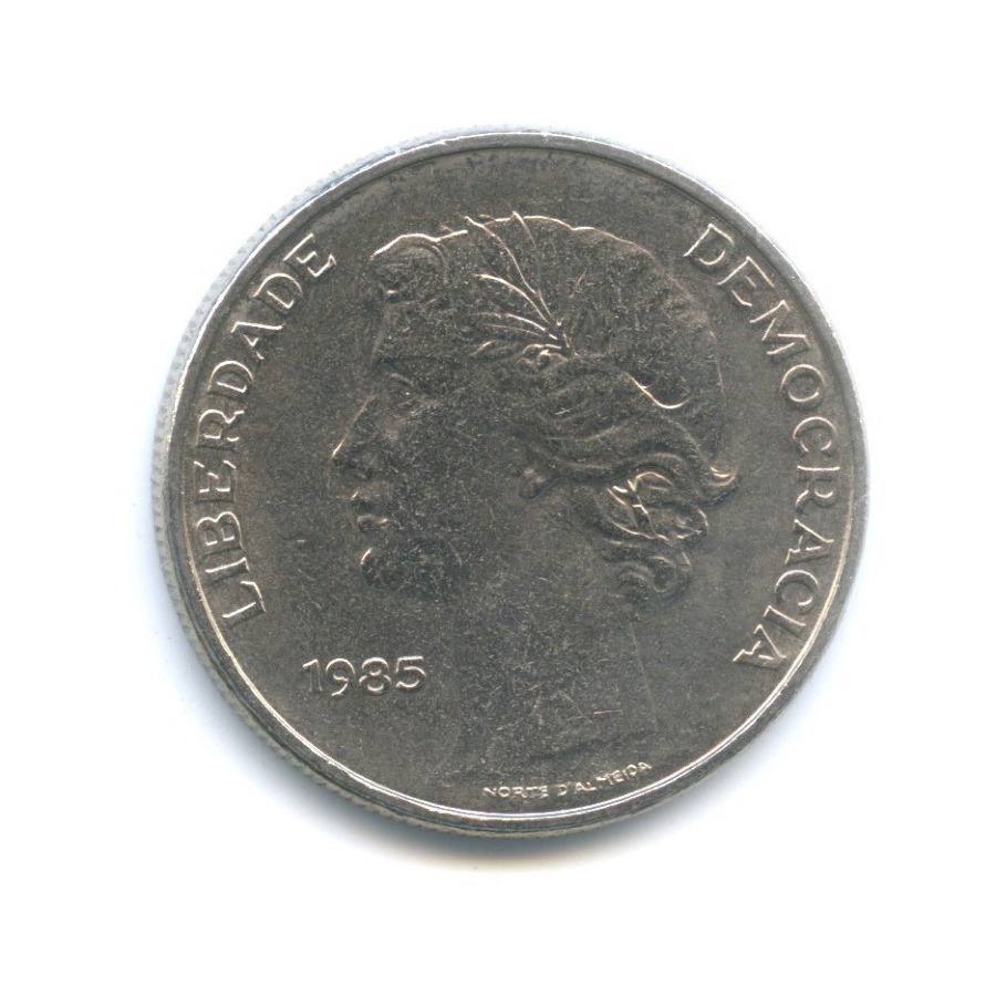 25 эскудо 1985 года (Португалия)