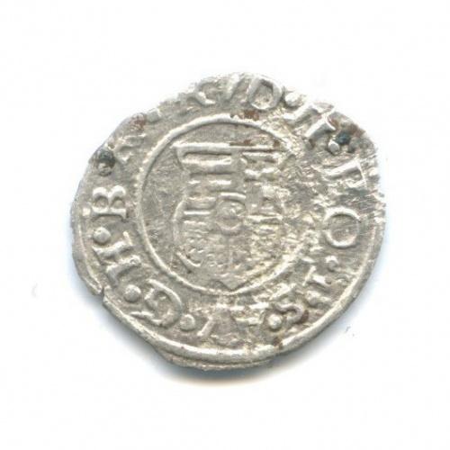 Денарий - Рудольф II 1585 года (Венгрия)