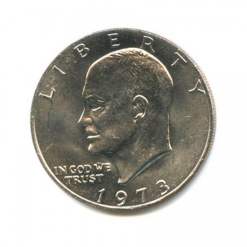 1 доллар 1973 года (США)