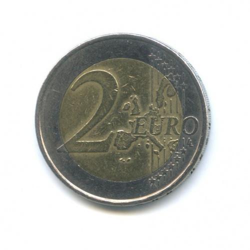 2 евро 2002 года D (Германия)