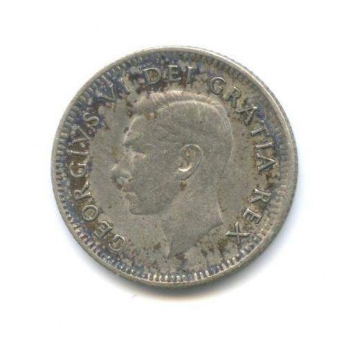 10 центов 1951 года (Канада)