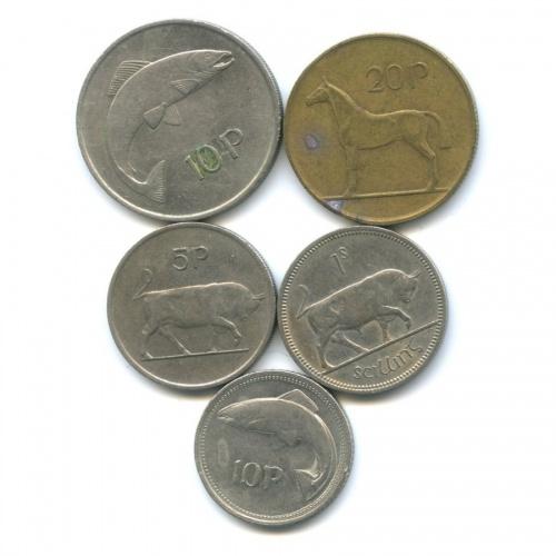 Набор монет (Ирландия)