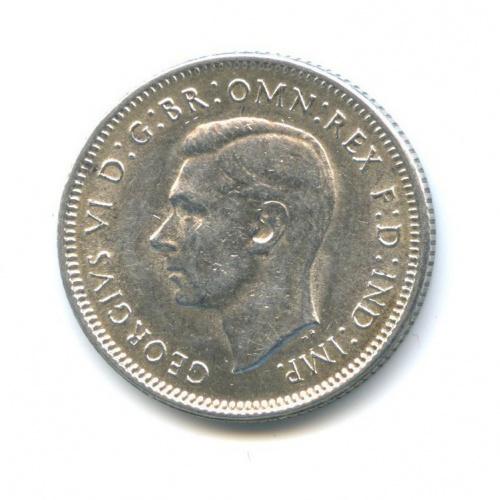 1 шиллинг 1944 года S (Австралия)