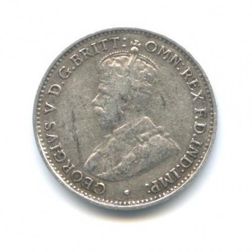 3 пенса 1934 года (Австралия)