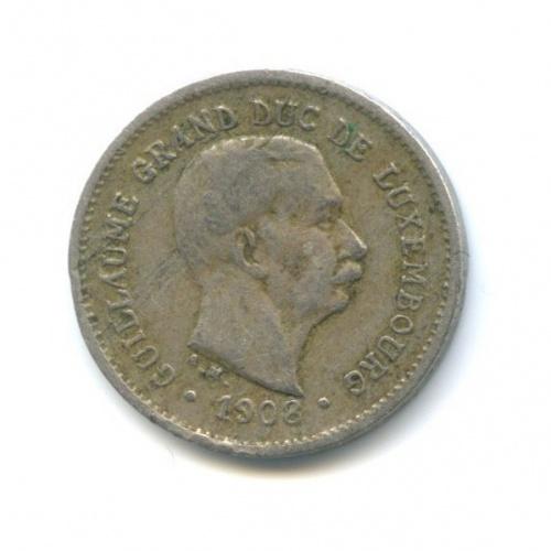 5 сантимов 1908 года (Люксембург)