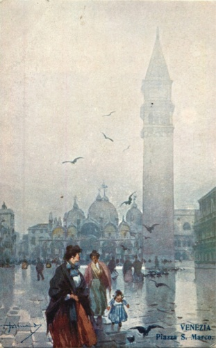 Почтовая карточка (Италия)