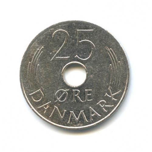 25 эре 1977 года (Дания)