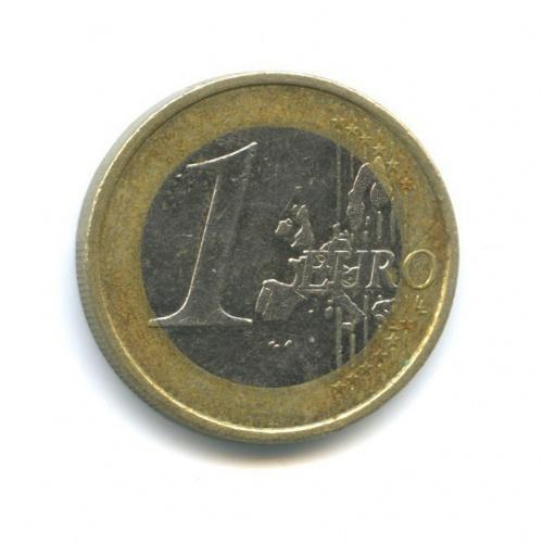 1 евро 2002 года J (Германия)