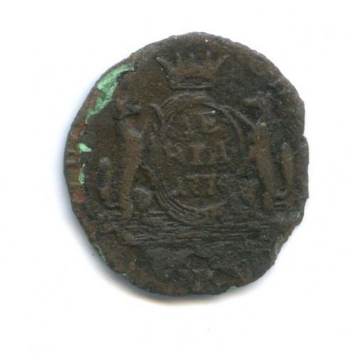 Денга (1/2 копейки) 1774 года КМ (Российская Империя)