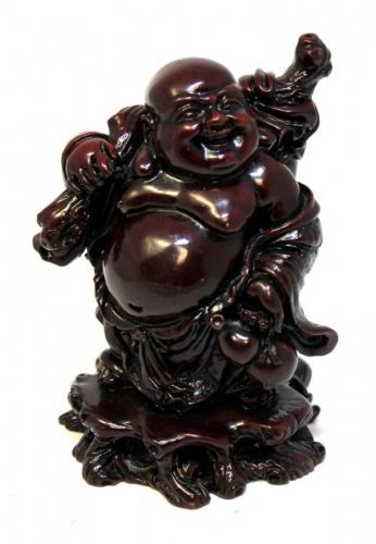 Статуэтка «Хотей или Смеющийся Будда» (тяжелый, 11,5 см)