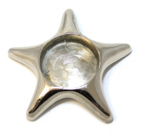 Подсвечник «Морская звезда», 8,5 см (металл)