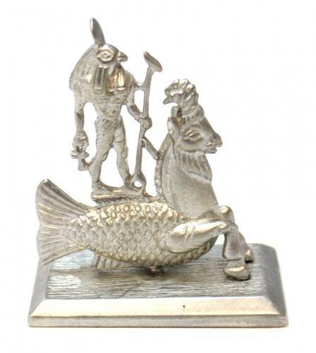 Фигурка «Бог Гор» (металл), 5 см