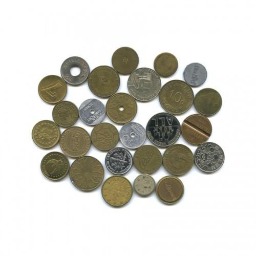 Набор жетонов (27 шт.)