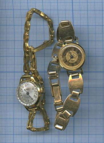 Набор наручных часов «Чайка» (СССР)