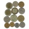 Набор монет СССР, России 1991-1993