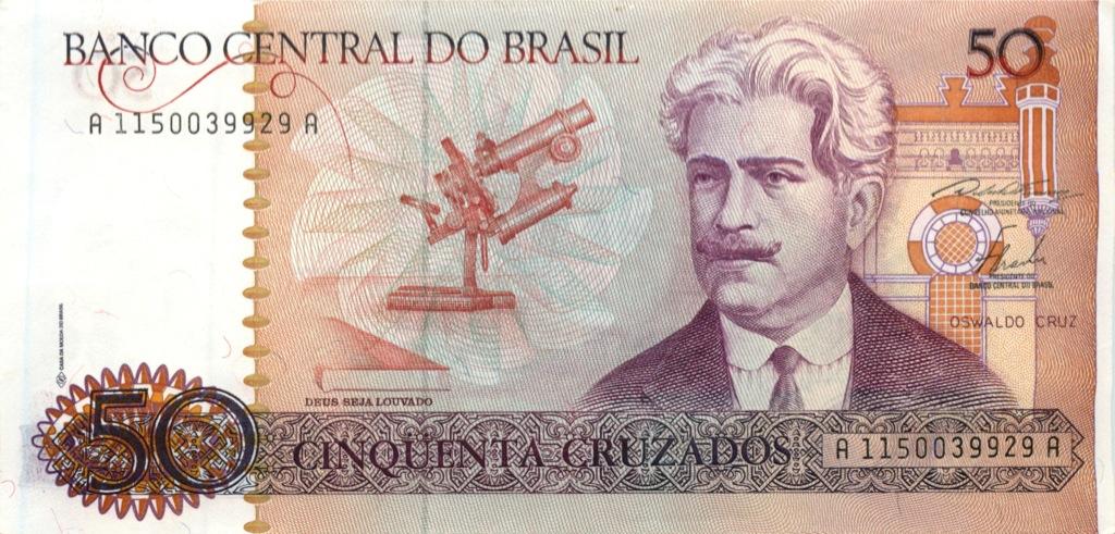 50 крузадо (Бразилия)