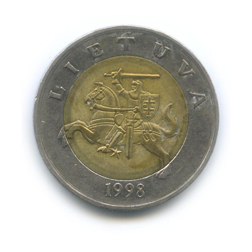 5 лит 1998 года (Литва)