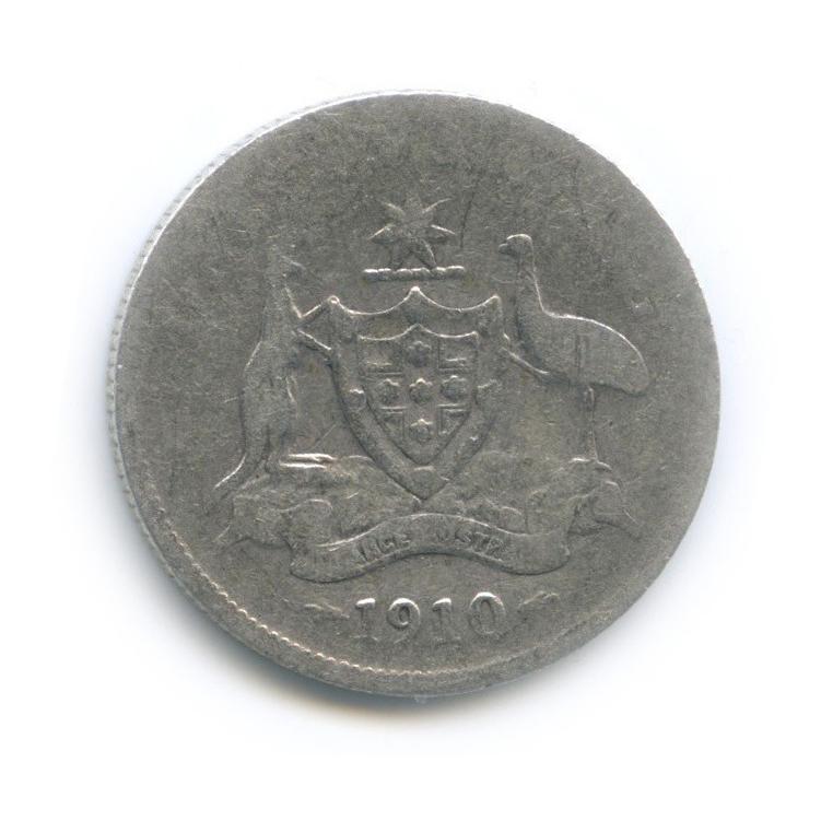 1 шиллинг 1910 года (Австралия)