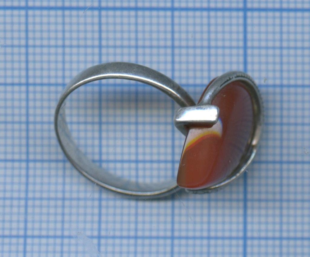 Кольцо (серебро, 925 проба)