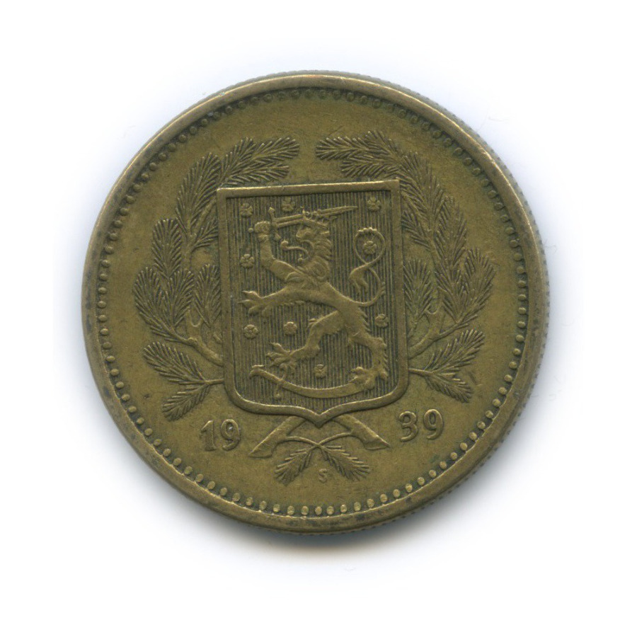 20 марок 1939 года (Финляндия)