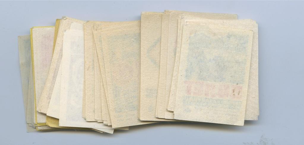 Набор спичечных этикеток (87 шт.) (СССР)