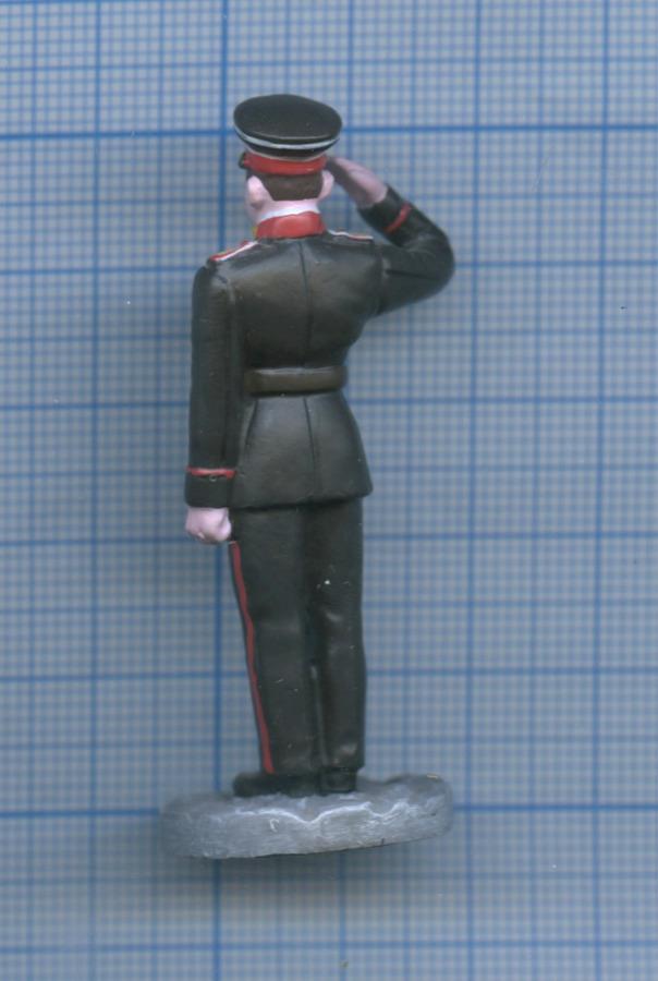 Фигурка «Курсант Суворовского училища впарадной форме, 1943-1945 гг.» (Россия)