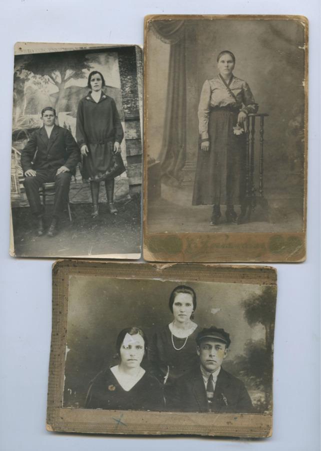 Набор фотографий (Российская Империя)