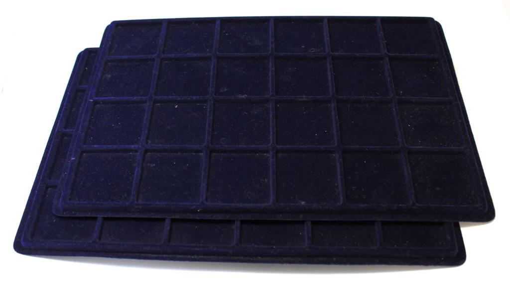 Набор планшетов для монет (48 ячеек)