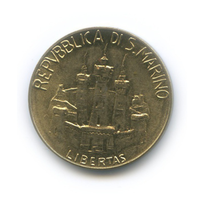 20 лир - Учёные - Луи Пастер 1984 года (Сан-Марино)