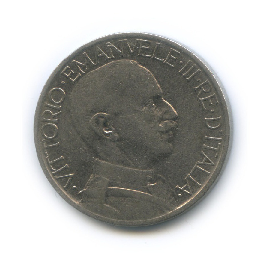 2 лиры 1923 года (Италия)