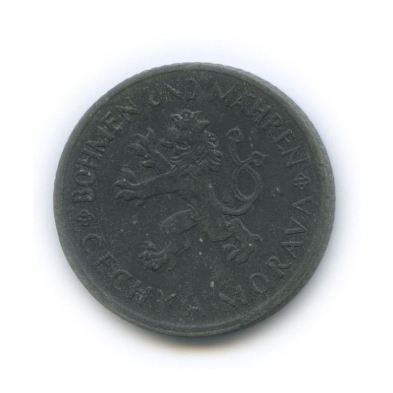 1 крона 1944 года (Богемия и Моравия)