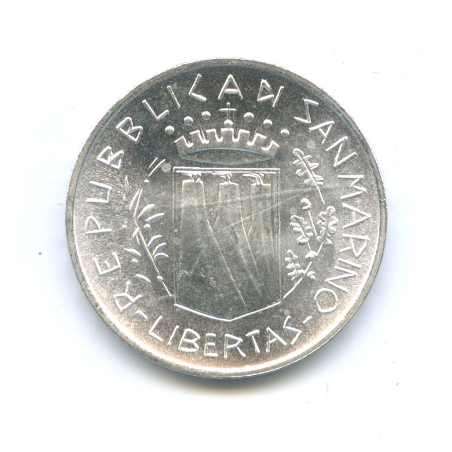 500 лир - Мир 1981 года (Сан-Марино)
