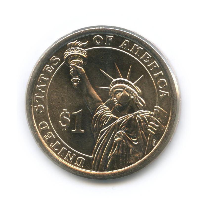 1 доллар — 38-й Президент США - Джеральд Рудольф Форд (1974-1977) 2016 года (США)